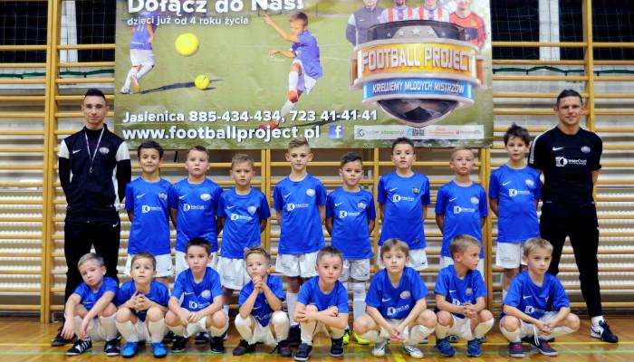 73c488cc5de3 Turniej piłkarski Football Project rocznika 2007